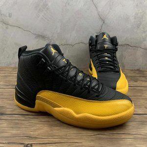 Air Jordan 12 University Gold